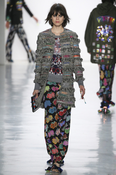 Libertine Spring 2018 Ready-to-Wear - Look #34