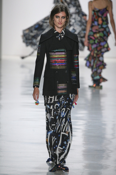 Libertine Spring 2018 Ready-to-Wear - Look #35