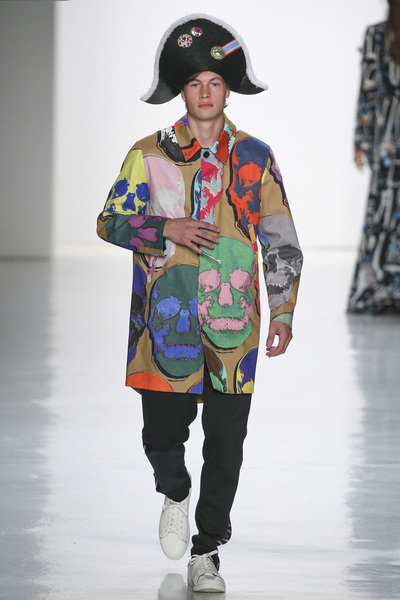 Libertine Spring 2018 Ready-to-Wear - Look #38
