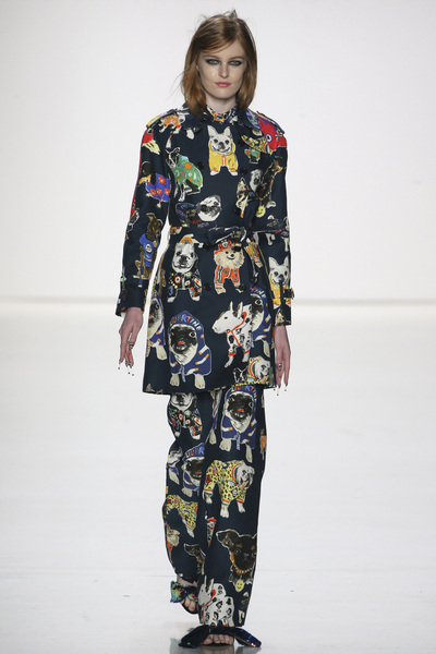 Libertine Spring 2018 Ready-to-Wear - Look #4