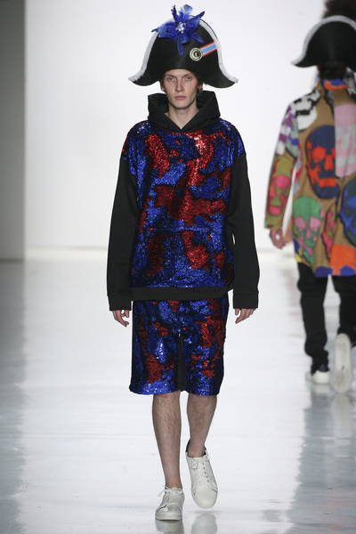 Libertine Spring 2018 Ready-to-Wear - Look #40