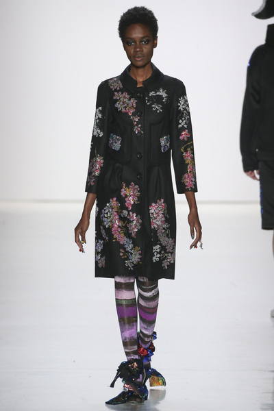 Libertine Spring 2018 Ready-to-Wear - Look #42
