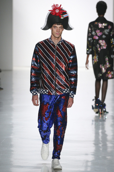 Libertine Spring 2018 Ready-to-Wear - Look #44