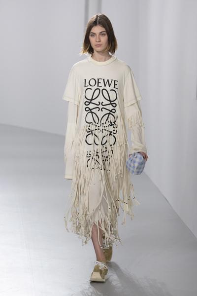 LOEWE Spring 2018 Ready-to-Wear - Look #22