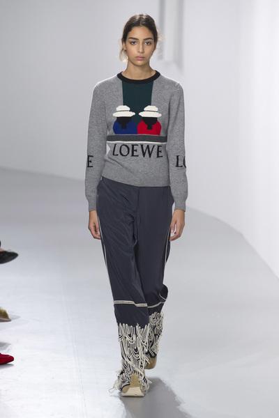 LOEWE Spring 2018 Ready-to-Wear - Look #24