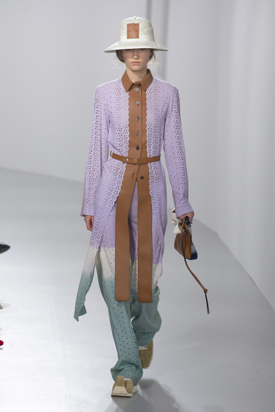 LOEWE Spring 2018 Ready-to-Wear - Look #27