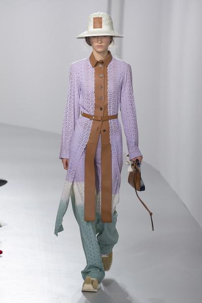 LOEWE Spring 2018 Ready-to-Wear - Look #27