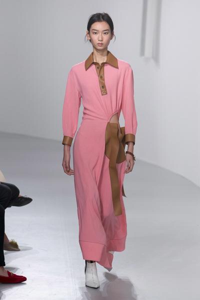 LOEWE Spring 2018 Ready-to-Wear - Look #7