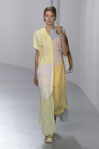 LOEWE Spring 2018 Ready-to-Wear - Look #9