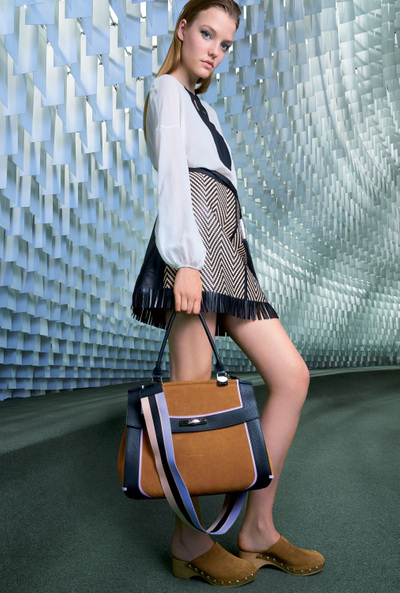 Longchamp Spring 2018 Ready-to-Wear - Look #26