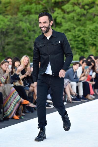 Louis Vuitton Resort 2018 - Look #57