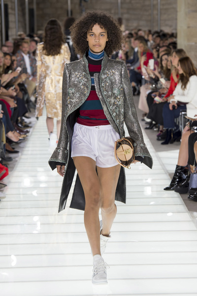 Louis Vuitton Spring 2018 Ready-to-Wear - Look #14