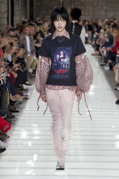 Louis Vuitton Spring 2018 Ready-to-Wear - Look #37