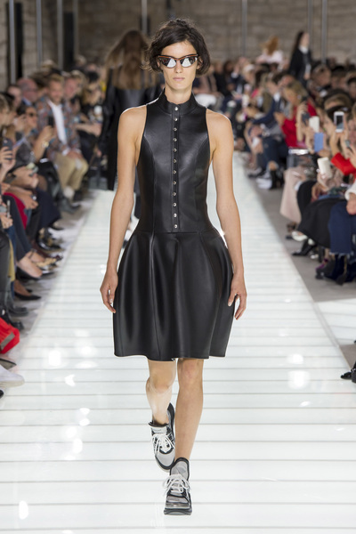Louis Vuitton Spring 2018 Ready-to-Wear - Look #7