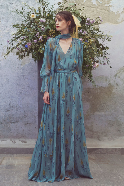 luisa beccaria Resort 2018 - Look #13