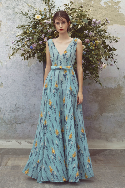 luisa beccaria Resort 2018 - Look #16