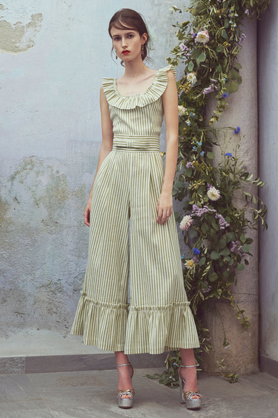 luisa beccaria Resort 2018 - Look #3