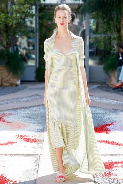 luisa beccaria Spring 2018 Ready-to-Wear - Look #20