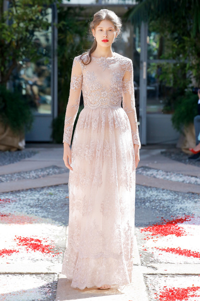 luisa beccaria Spring 2018 Ready-to-Wear - Look #44