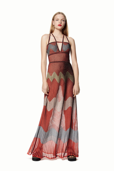 M Missoni Spring 2018 Ready-to-Wear - Look #3