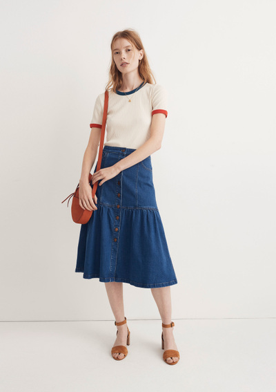 Madewell Spring 2018 Ready-to-Wear - Look #1