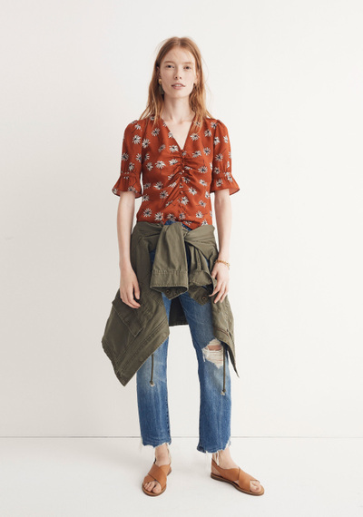 Madewell Spring 2018 Ready-to-Wear - Look #4