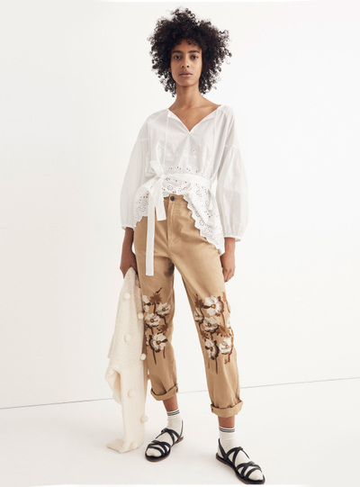 Madewell Spring 2018 Ready-to-Wear - Look #6