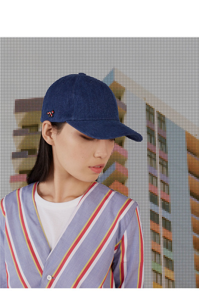 Maison Kitsune Resort 2018 - Look #15