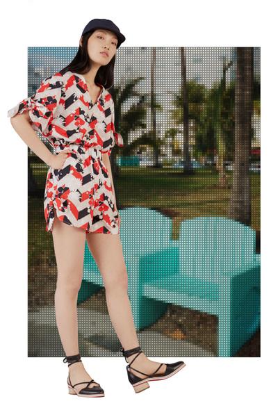 Maison Kitsune Resort 2018 - Look #18