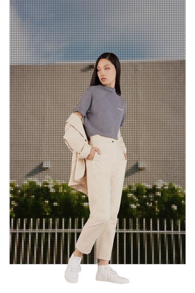 Maison Kitsune Resort 2018 - Look #3