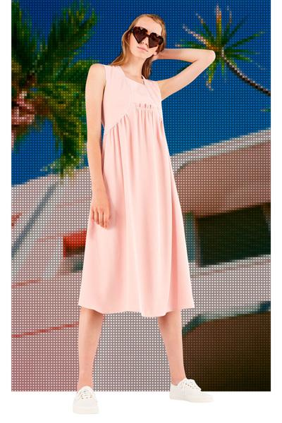Maison Kitsune Spring 2018 Ready-to-Wear - Look #10