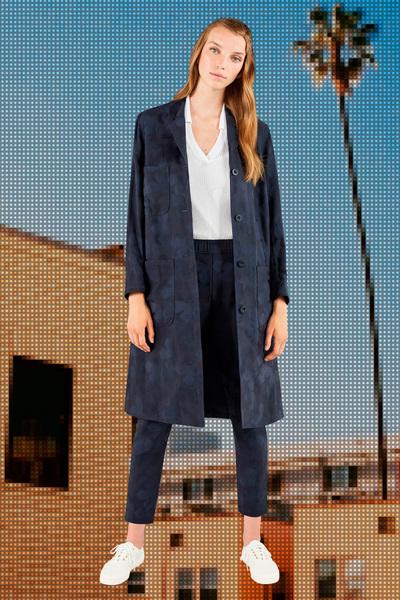 Maison Kitsune Spring 2018 Ready-to-Wear - Look #14