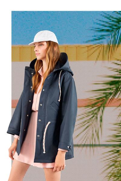 Maison Kitsune Spring 2018 Ready-to-Wear - Look #15