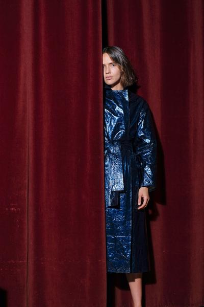 Maison Rabih Kayrouz Spring 2018 Ready-to-Wear - Look #1