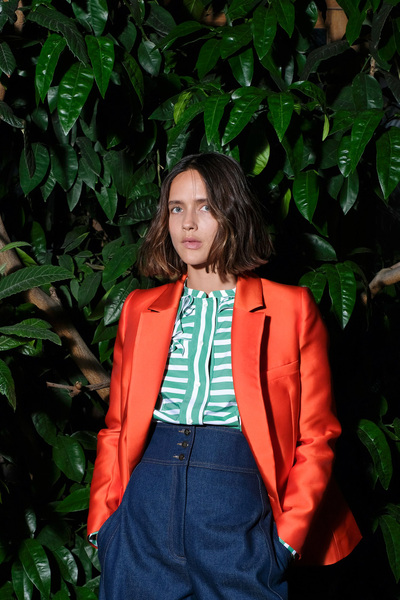 Maison Rabih Kayrouz Spring 2018 Ready-to-Wear - Look #10