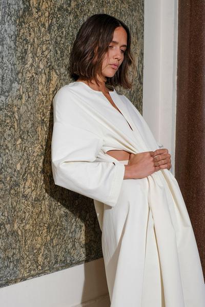 Maison Rabih Kayrouz Spring 2018 Ready-to-Wear - Look #14