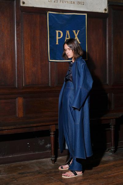 Maison Rabih Kayrouz Spring 2018 Ready-to-Wear - Look #19