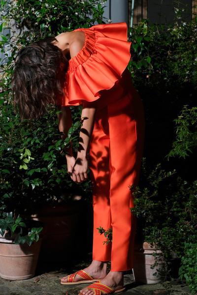 Maison Rabih Kayrouz Spring 2018 Ready-to-Wear - Look #5