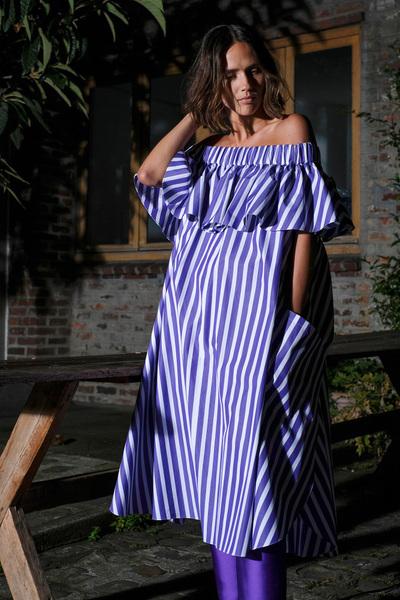 Maison Rabih Kayrouz Spring 2018 Ready-to-Wear - Look #8