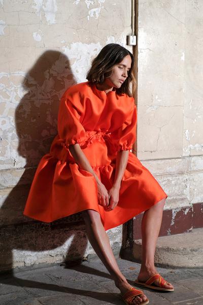 Maison Rabih Kayrouz Spring 2018 Ready-to-Wear - Look #9