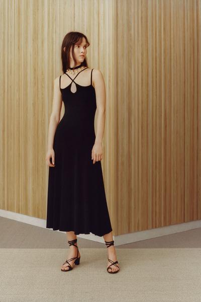 Maje Spring 2018 Ready-to-Wear - Look #11
