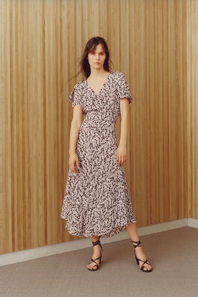 Maje Spring 2018 Ready-to-Wear - Look #15
