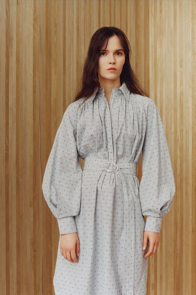 Maje Spring 2018 Ready-to-Wear - Look #17