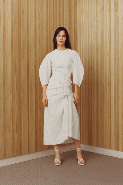 Maje Spring 2018 Ready-to-Wear - Look #5