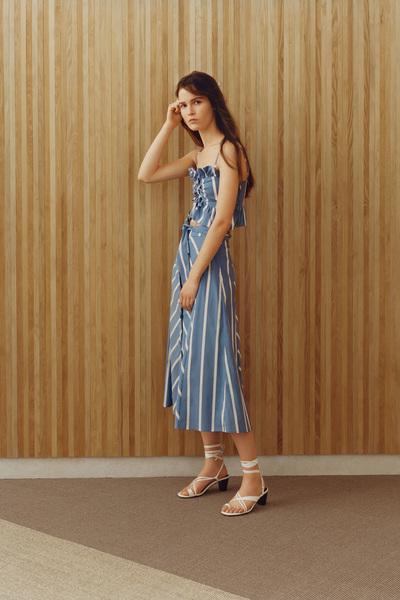 Maje Spring 2018 Ready-to-Wear - Look #6