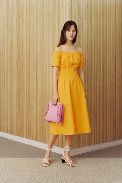 Maje Spring 2018 Ready-to-Wear - Look #9