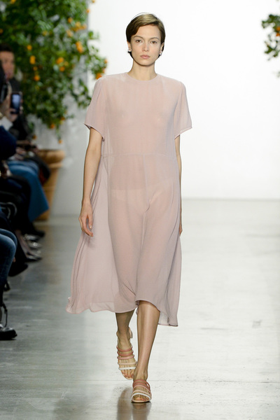 Mansur Gavriel Spring 2018 Ready-to-Wear - Look #11