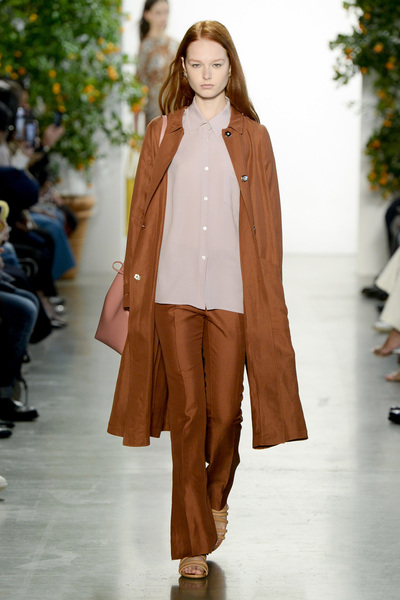 Mansur Gavriel Spring 2018 Ready-to-Wear - Look #14