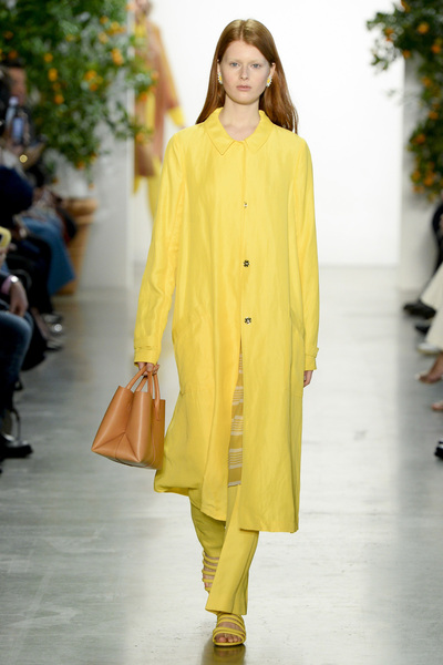 Mansur Gavriel Spring 2018 Ready-to-Wear - Look #18