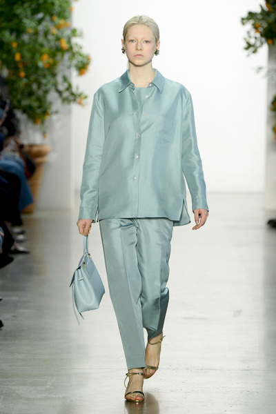 Mansur Gavriel Spring 2018 Ready-to-Wear - Look #22